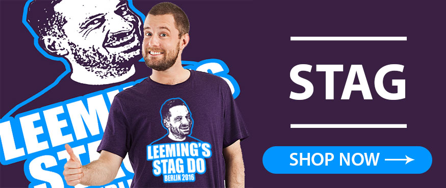 stag t-shirts for 2016